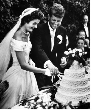 JFK LOVED CAKE! (Photo Credit: Toni Frissell, John F. Kennedy Presidential Library)