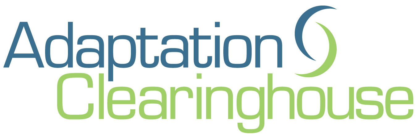 Adaptation Clearinghouse logo